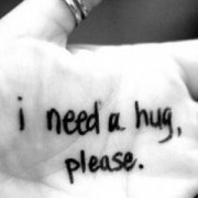I Just Need A Hug.