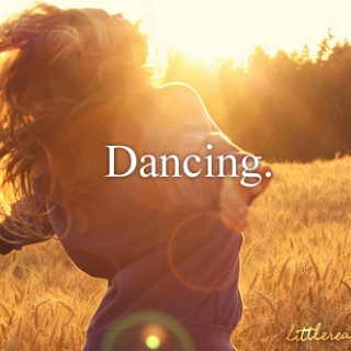 Sometimes All You Have To Do is Get Up and Dance