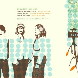 13 Degrees of Sleater-Kinney