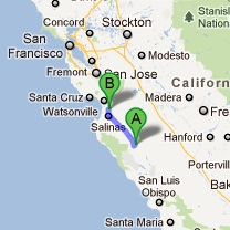 Ode to a stretch of 101 where the radio drops off