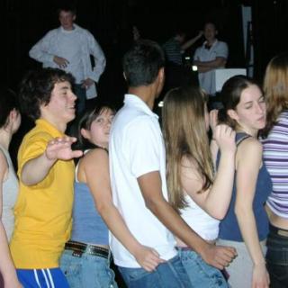 Your First Freak Dance