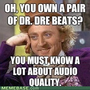 Beats you need in your life.