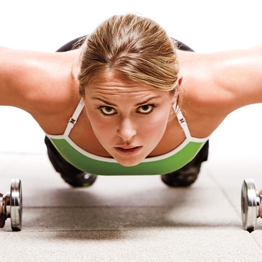 pumping iron: for girls