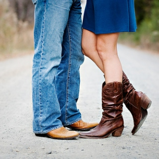 You can be my tan-legged Juliet, I'll be your Redneck Romeo.