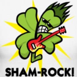 St. Patrick's Day Rock on Bergamot