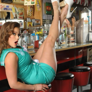 North Americana Pinups #1