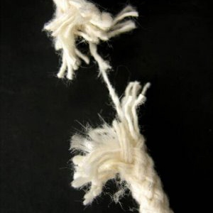 Life's a Fraying Knot