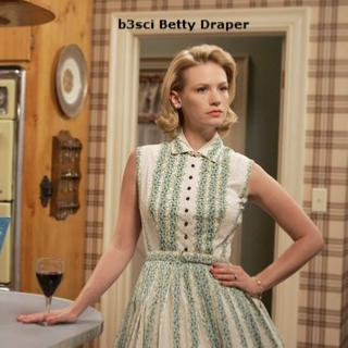 b3sci Betty Draper Mix
