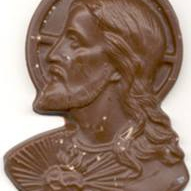 There is no god...but there is a chocolate jesus...