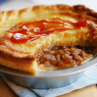 Aussie Meat Pie