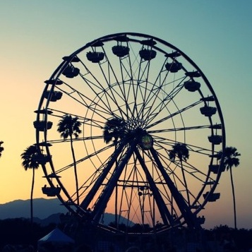 Coachella Rock 2012