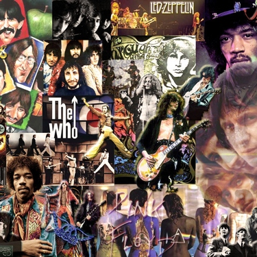 When Music Rocked.