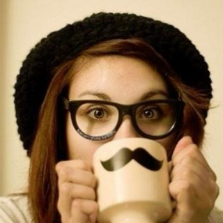 Hipster 'stache of Music
