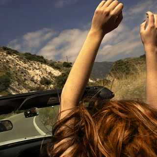 Drive Fast With Your Music Loud!
