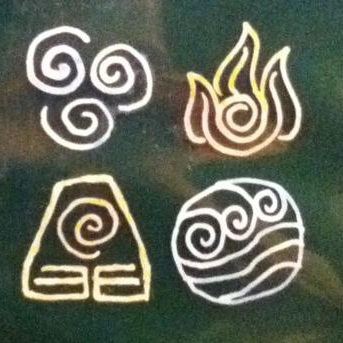 FOUR ELEMENTS of music!