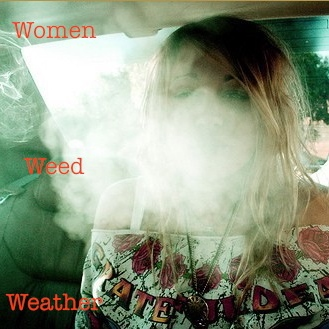 Women Weed Weather