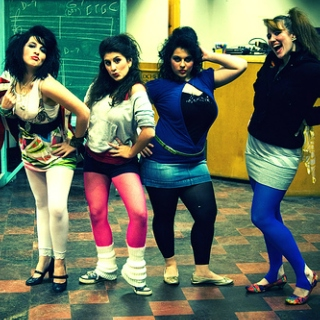 Rock Out To 80's Dance