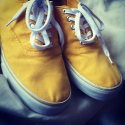 Inside the mind of a guy who wears yellow canvas shoes