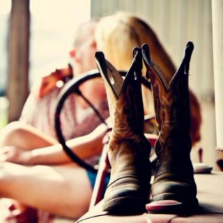 Bathing Suits and Cowboy Boots