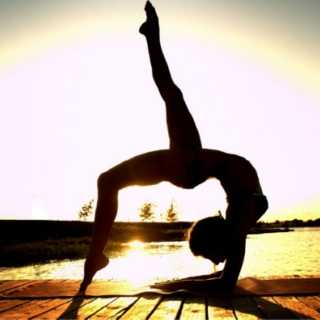 simply: breathe and move