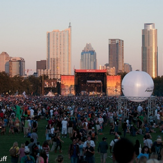 Austin City Limits Pregame 2012
