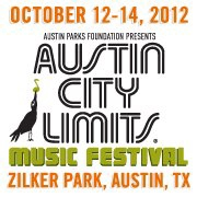 Austin City Limits 2012 Line Up Taste