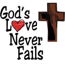 Think About God's Love