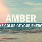 Amber is the Color of Your Energy. Woahhhh