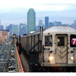 Take the 7 train