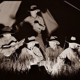 Staring Into the Cowboy's Campfire: A Selection of a Nostalgic Cowboy Songs from the 20th Century...