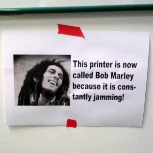This is not Bob Marley.