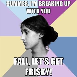 Summer, I'm Breaking Up With You. Fall, Let's Get Frisky! | A Mixtape by Andy Campbell