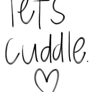 Let's be Cuddle Buddies