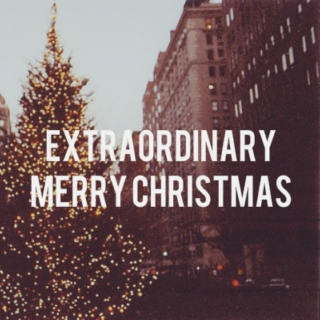 extraordinary merry christmas