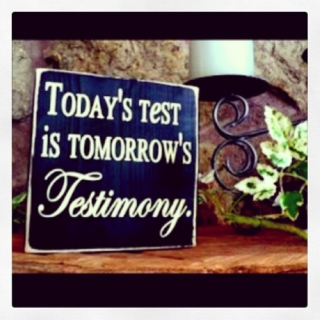 Be Blessed:Testimony