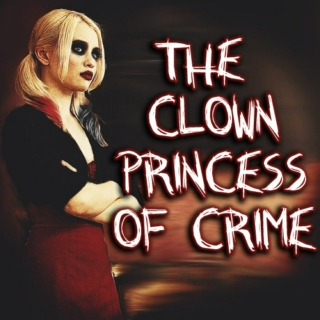 The Clown Princess of Crime