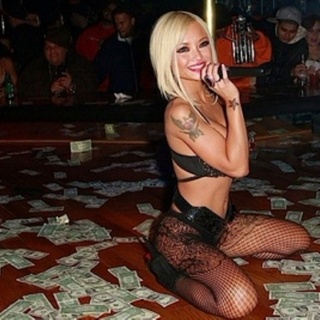 Spent All My Money At The Strip Club