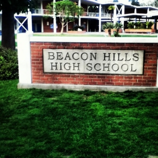 Hanging Out In Beacon Hills