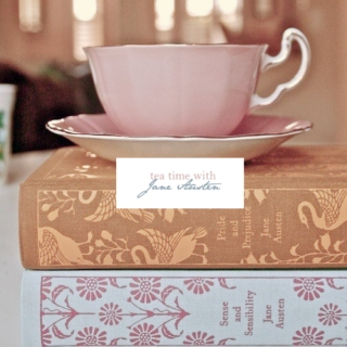 tea time with jane austen