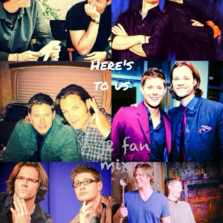 Here's to Us | a J2 fan mix