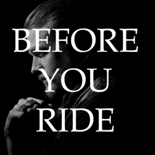 Teller's Playlist: Before You Ride