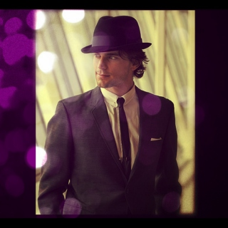 Neal Caffrey. 'This Is Classic Rat Pack'