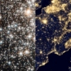 Inverted - Stars are cities on fire