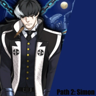 Blackquills: Path 2: Simon