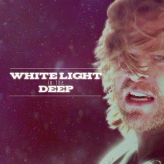 white light in the deep