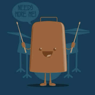 These Songs Need More Cowbell!