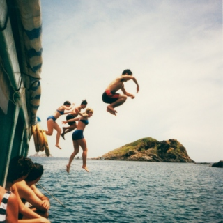Diving into the Summer!!