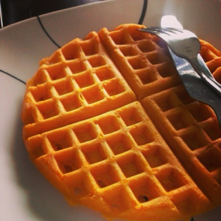 maybe waffles can be our always