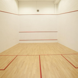 Sounds of the squash court