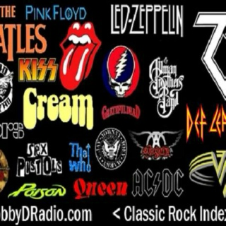 ultimate Classic Rock Mix